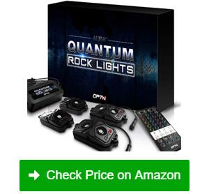 opt7 quantum 4pc led rock lights
