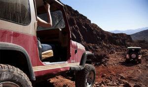 best jeep grab handles