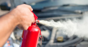 best fire extinguisher for jeep