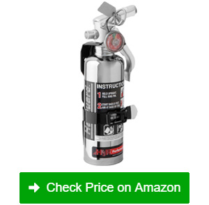 h3r performance hg100c halguard fire extinguisher