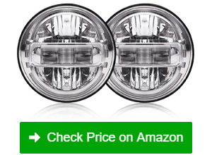 audexen dot approved jeep headlight