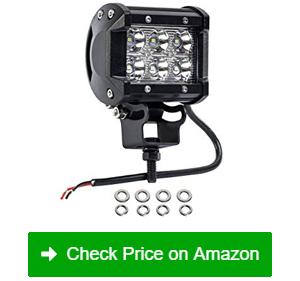 cutequeen lumens cree led spot light