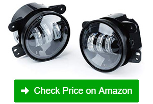 xprite inch led fog lights