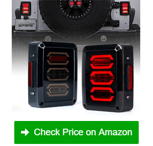 xprite jeep wrangler led tail lights