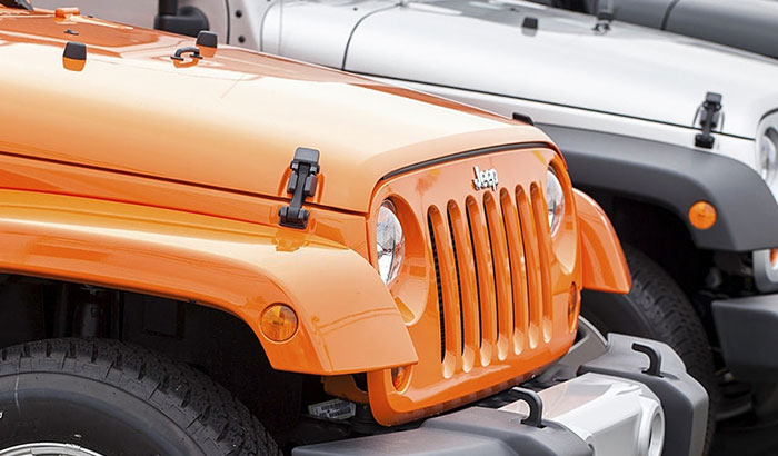 best jeep hood latch