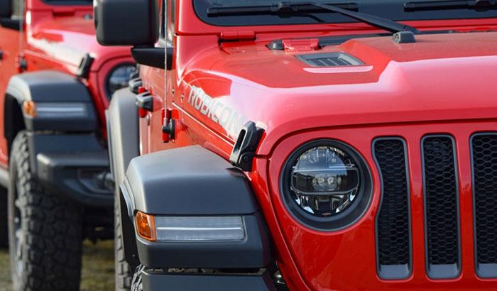 jeep gladiator locking hood latch