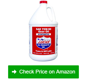 lucas oil 10048 sae differential lube