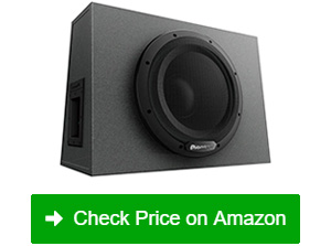 pioneer ts-wx1210a subwoofer
