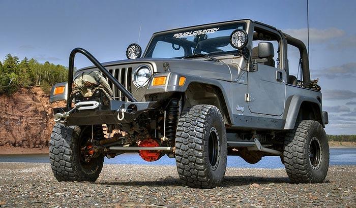 best jeep wrangler shocks