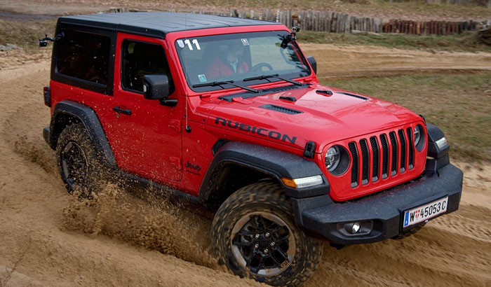 how safe are jeep wranglers
