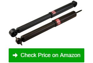newparts grand cherokee kyb excel-g shock absorbers