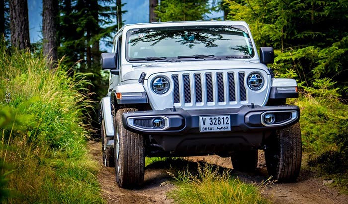 the jeep wranglers security and safety features