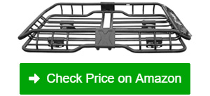 tyger roof mounted cargo basket rack