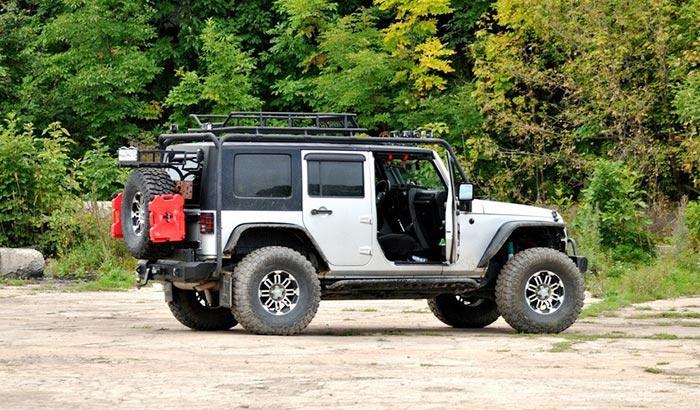 best cargo carrier for jeep wrangler