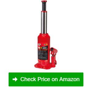 big red t91003b torin hydraulic welded bottle jack