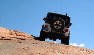 do jeeps have backup camera