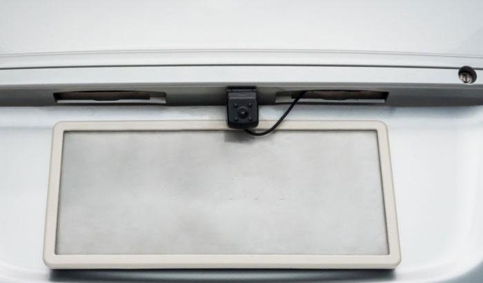 does jeep wrangler have backup camera