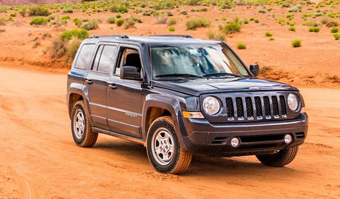 is jeep patriot a good car