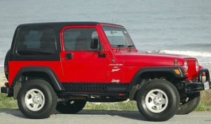 can you paint a jeep hardtop